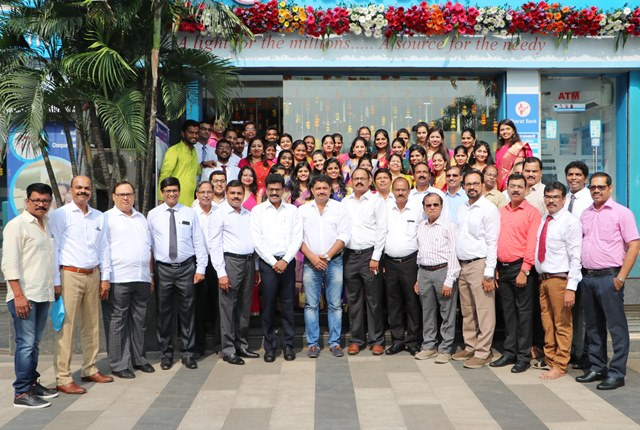 Bharat Bank Andheri-East 25th Anniversary