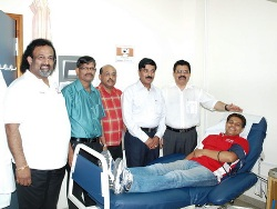 BILLAWAS DUBAI & NE CONCLUDED SUCCESSFUL BLOOD DONATION CAMPAIGN IN DUBAI