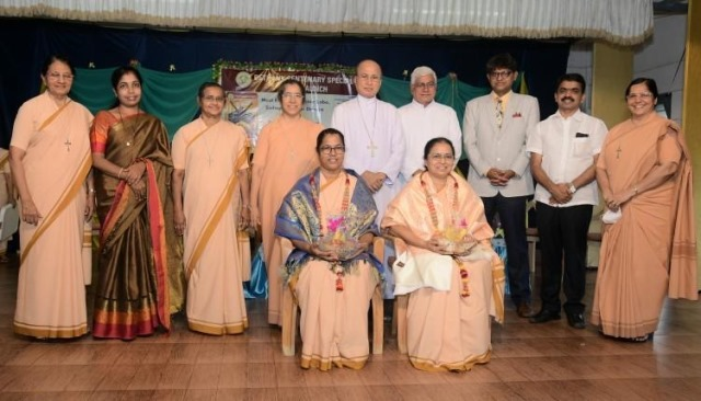 Bethany Centenary Special Books Launched in Mangalore.