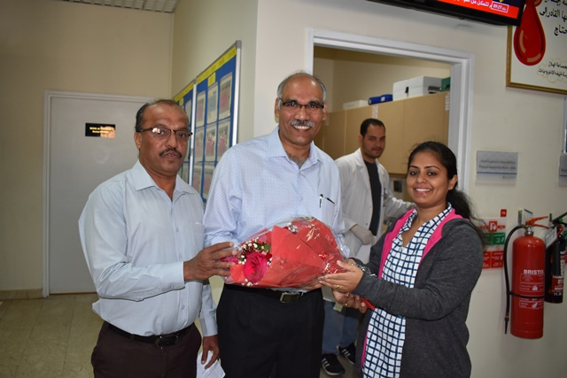 MCC Qatar successfully organized Blood Donation campaign