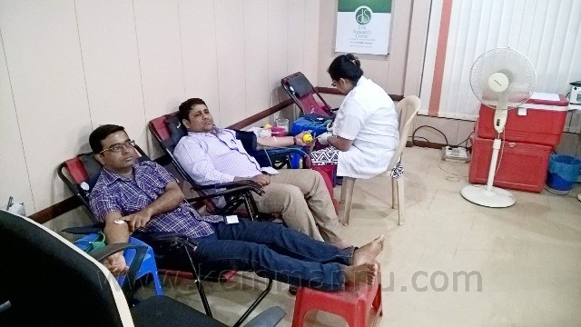 DS Research Centre organized Blood Donation and Free Health Check-up Camp