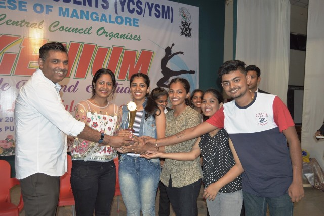 'INGENIUM 2018' - YCS Mangalore Diocese hold Talent Expo