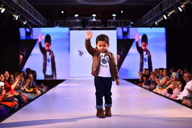 Bengaluru Witnessed A Grandeur Junior's Fashion Week Autumn Winter 2017.