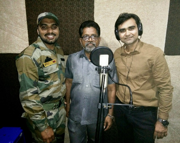 "Commando of Indian Army Ashvin Katariya presents an emotional music album ""Pehli Kiran"""