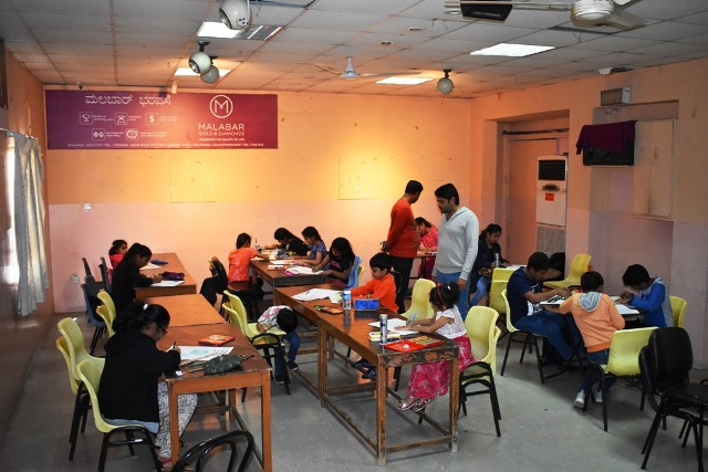 GSS Bahrain Billawas Drawing Competition