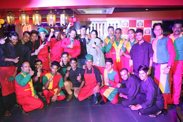Bollywood star studded launch of CIRCUS CIRCUS Eatery and Bar