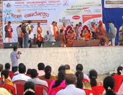 Silver Jubilee Celebrations of District Youth Brahmin Parishat Held at Malpe