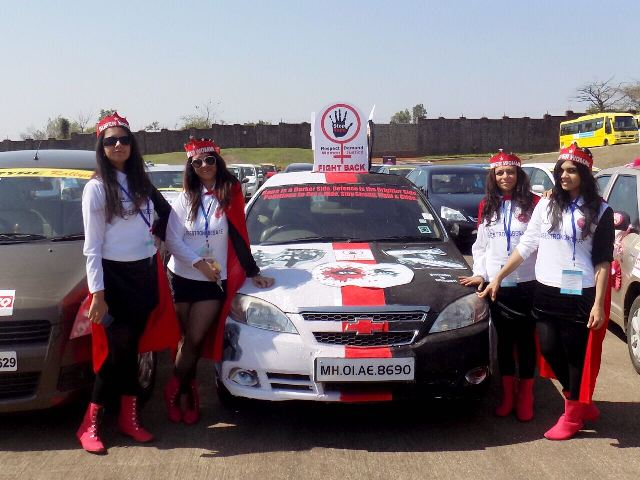 174 cars to be flagged off in WIAA 10th Women's Rally