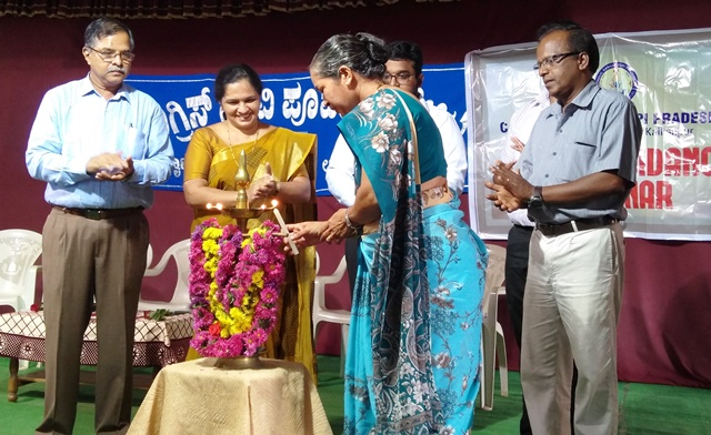 Kallianpur: Career Guidance programe by Milagres Cathedral for Milagres PUC  Students held.