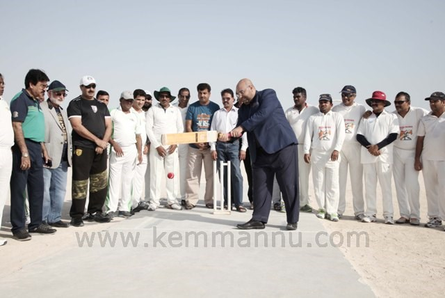 GULF INCON - METABO CRICKET TOURNAMENT STARTS