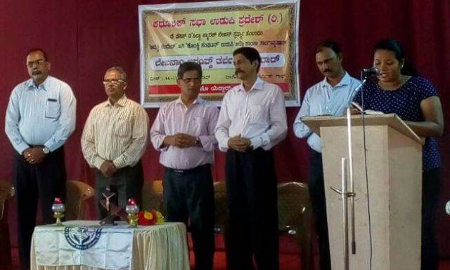 Udupi: Konkani article writing workshop held.