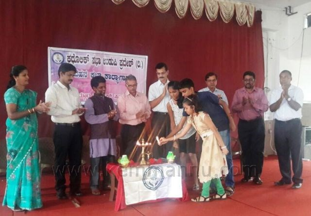 Elocution and communication skills development programme by Catholic Sabha Udupi Pradesh