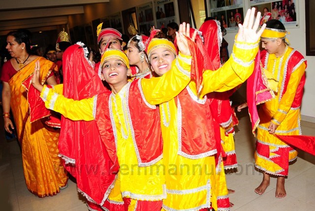 Mumbai: Chinnara Bimba Celebrates 12th Anniversary and Children's Day.