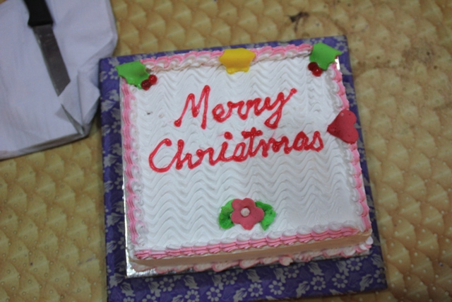 CHRISTMAS CELEBRATION AT KEMMANNU CHURCH