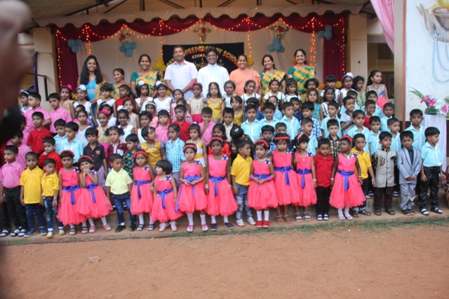 Kemmannu: Carmel Preparatory school celebrated Annual day