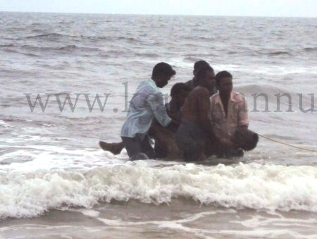 Thottam: Body of the drowned found this afternoon.
