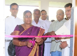 Job Oriented Courses Inaugurated at Don Bosco Youth Centre, Shirva