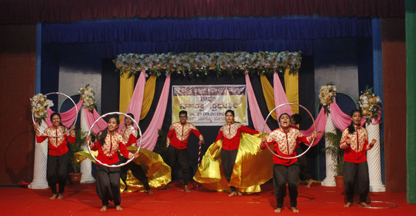 Konkani Natak Sabha holds Dance competition