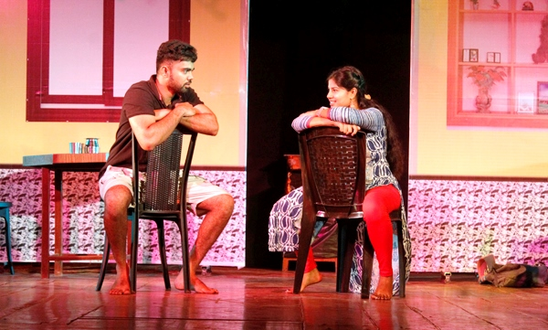 SOAR SARGAR AND MAMMY MAKA ZAI STAGED IN KNS DRAMA FESTIVAL