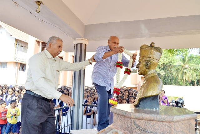 Founder's Day celebrated at St Philomena Educational Institutions Puttur