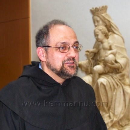 V. Rev. Fr. Saverio Cannistra re-elected as the Superior General of the Carmelites