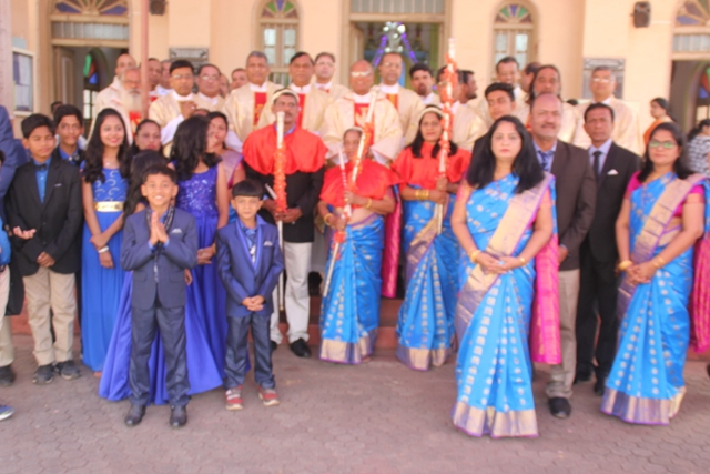Kemmannu Church Parish Feast Celebrated