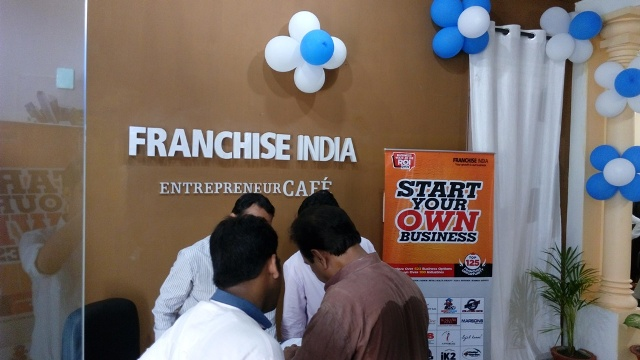 'Franchise India' open's branch in Patna