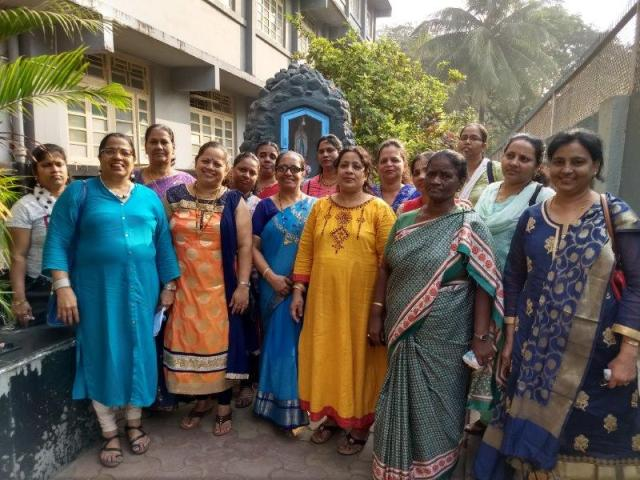 "INTERNATIONAL WOMEN'S DAY by ""BOMBAY ARCHDIOCESE  WOMEN CELL"