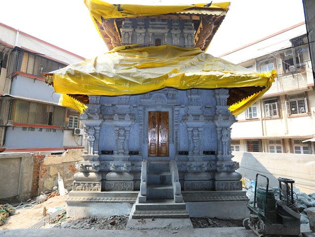 Mumbai: Inauguration of the renovated Gokula Shri Krishna Mandir building postponed due to Covid-19.