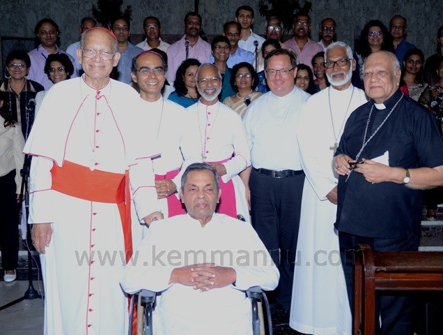GRAND MUSICAL CELEBRATION AT GOREGAON - WITH JOYFUL TRIBUTE TO FR. ANICETO NAZARETH – 'THE GREAT MUSICIAN'