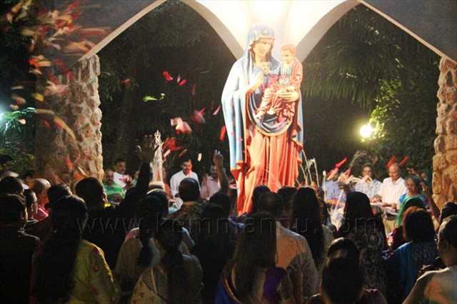 Cultural Bonding- Harvest Festival at Consolata Shrine, Nairobi, Kenya.
