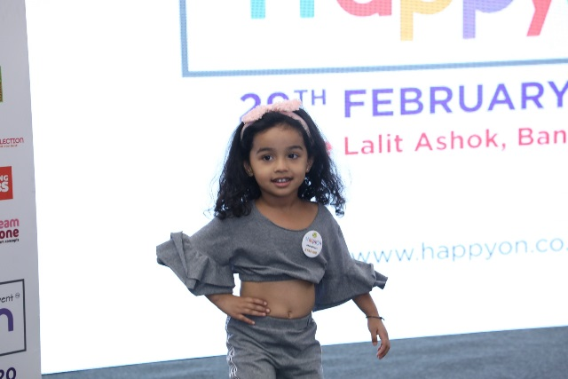 HappyOn -an exclusive mom & kids' event
