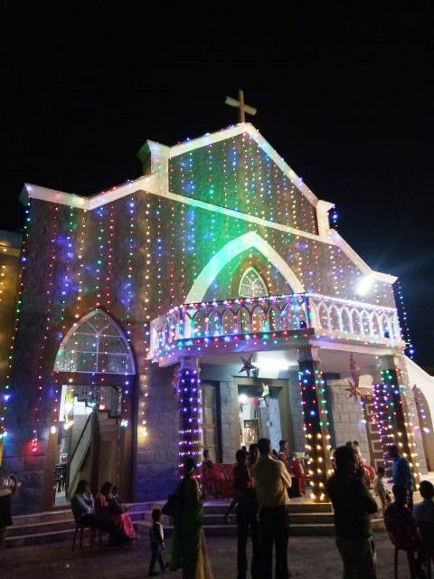 Christmas Celebration program conducted by ICYM Bantwal unit