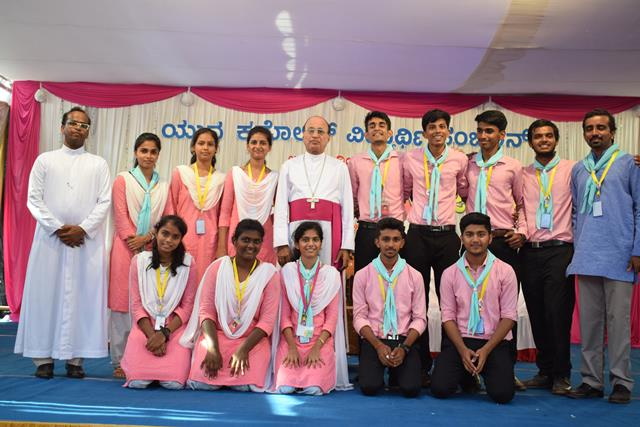 'YCS Zoom-2' - A udupi Diocesan level inter - Parish competitions were held on the 6 th of November 2018 at St Joseph Church, Belman.