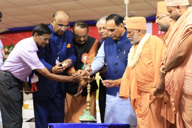 9th edition of Indian Journalist Union in Vadtal, Gujarat