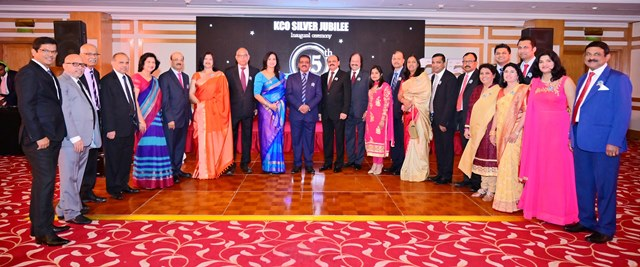KCO's Silver Jubilee Year inaugurated