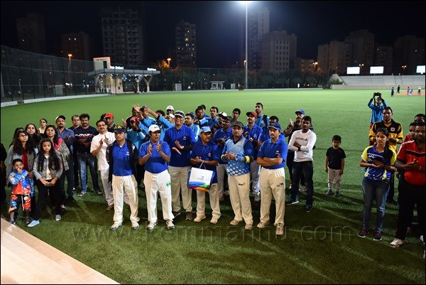 Kuwait Canara Welfare Association (KCWA) held Cricket Cup 2017