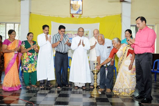 Marriage Enrichment Programme at pangla parish
