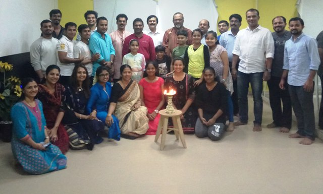 'YAKSHAGANA' TRAINING CLASSES INAUGURATED IN DUBAI
