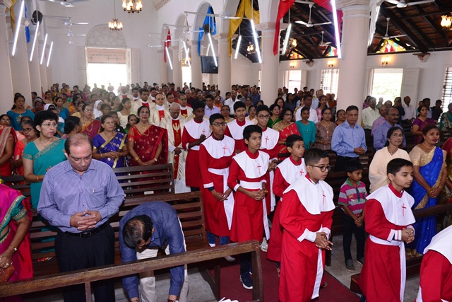Annual Parish Feast of Valencia Church Celebrated