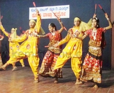 Konkani Natak Sabha Mangalore holds Dance competition