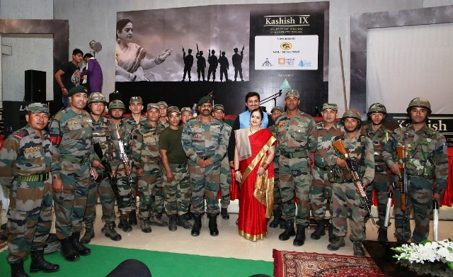 Mumbai Mix:Musical Programme for B.S.F. Jawans