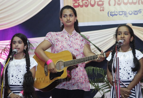 Konkani Natak Sabha®(KNS) - Inter-Parish singing competition