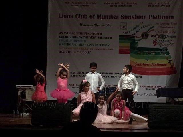 Mumbai: Fundraiser event UDAAN an Orchestra by Visually Impaired.