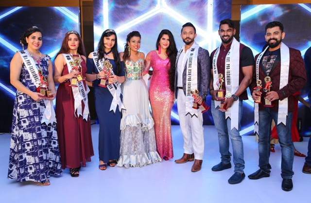Mr & Ms Pro-Fashional  Season 2 Concludes in Bangalore​