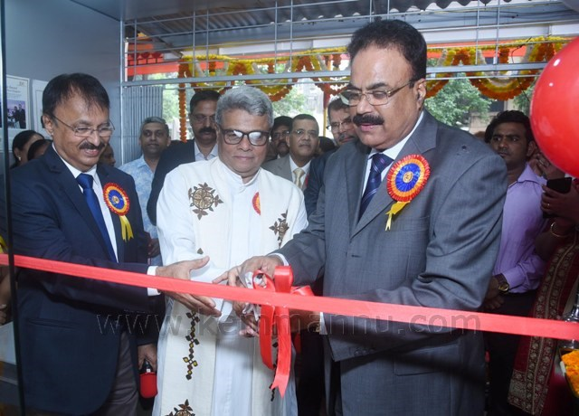 Model Co-operative Bank shifted to a new premises at St. Pius Church, Mulund-West
