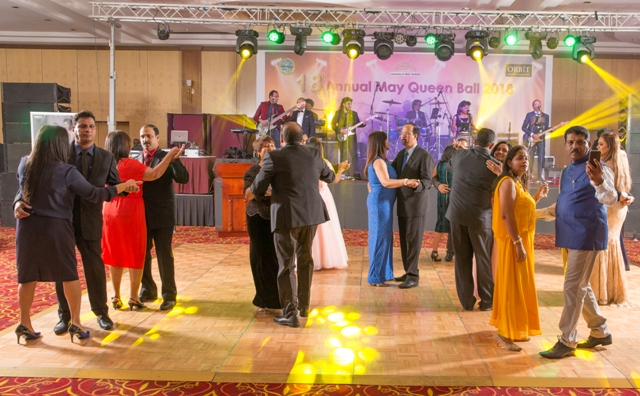 Annual May Queen Ball held at Qatar