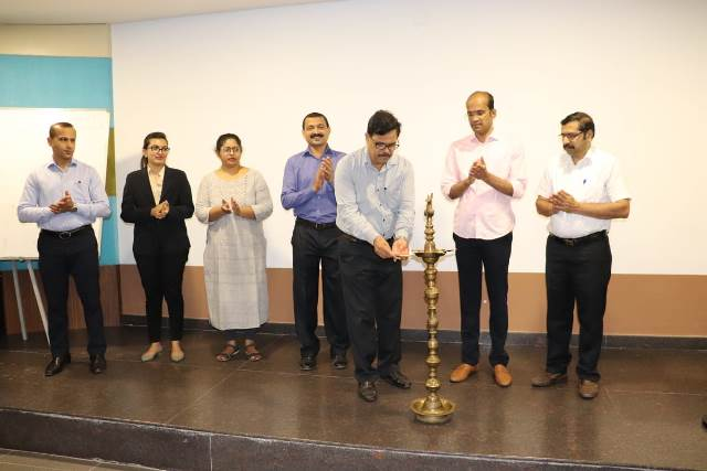 Mcc Bank Ltd holds training session on TDS at St Aloysius College