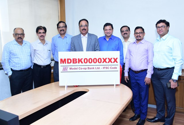 Mumbaiः Model Co-op Bank Ltd., own IFSC Launch