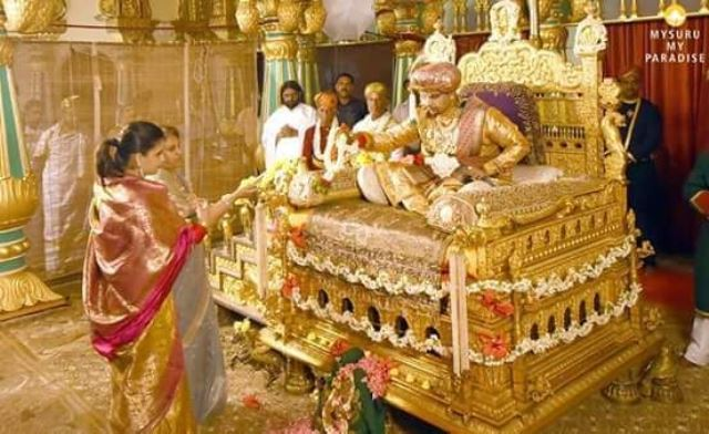 Mysore Dasara - A Festival of Royal Origin